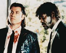 This is an image of 213933 Pulp Fiction Photograph & Poster