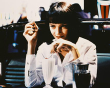 This is an image of 213977 Uma Thurman Photograph & Poster