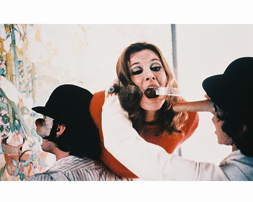This is an image of 214687 A Clockwork Orange Photograph & Poster