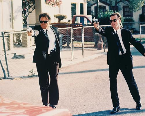 This is an image of 215678 Reservoir Dogs Photograph & Poster