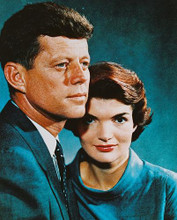 This is an image of 217643 John F.Kennedy Photograph & Poster