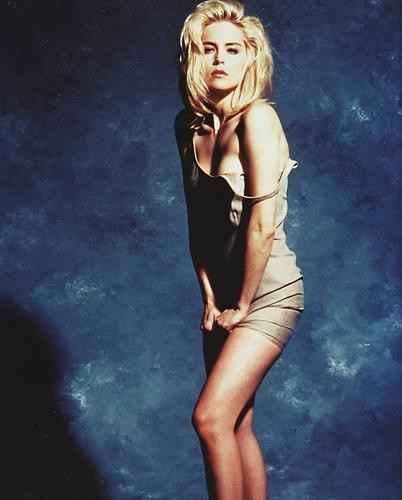 This is an image of 217733 Sharon Stone Photograph & Poster