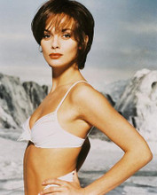 This is an image of 218756 Izabella Scorupco Photograph & Poster