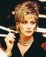 This is an image of 218780 Sharon Stone Photograph & Poster