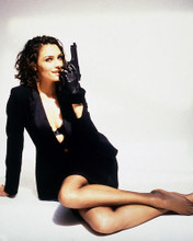 This is an image of 220607 Famke Janssen Photograph & Poster