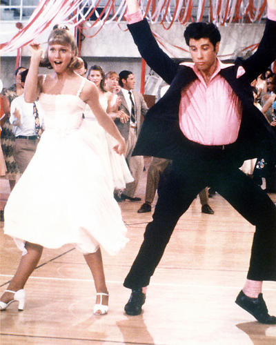 This is an image of 221105 Grease Photograph & Poster