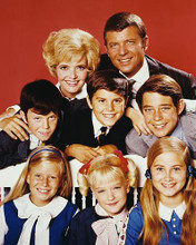 This is an image of 221525 The Brady Bunch Photograph & Poster