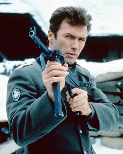 This is an image of 221855 Clint Eastwood Photograph & Poster