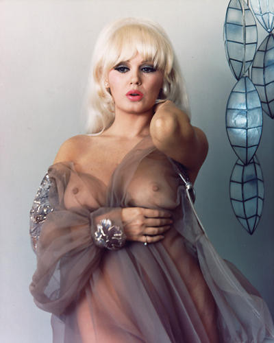 This is an image of 222354 Mamie Van Doren Photograph & Poster