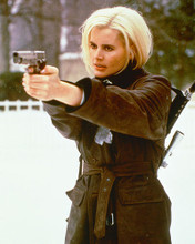 This is an image of 223103 Geena Davis Photograph & Poster