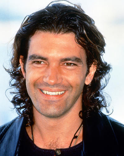 This is an image of 223474 Antonio Banderas Photograph & Poster
