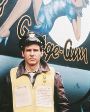 This is an image of 223546 Harrison Ford Photograph & Poster