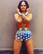 This is an image of 223943 Lynda Carter Photograph & Poster