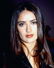 This is an image of 224887 Salma Hayek Photograph & Poster