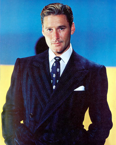 This is an image of 225514 Errol Flynn Photograph & Poster