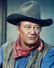 This is an image of 225936 John Wayne Photograph & Poster