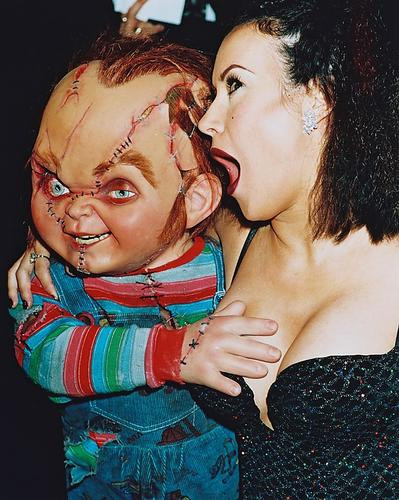 This is an image of 235684 Jennifer Tilly Photograph & Poster