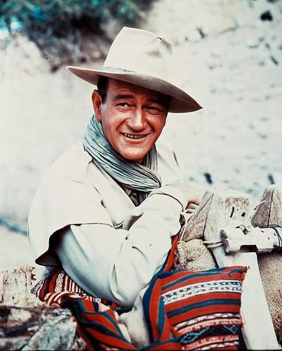 This is an image of 235224 John Wayne Photograph & Poster