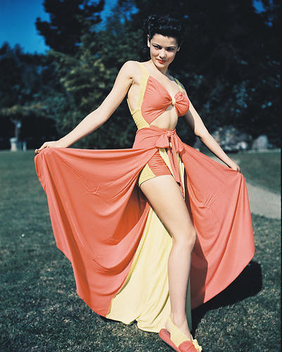 This is an image of 235209 Gene Tierney Photograph & Poster