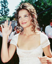 This is an image of 236348 Katie Holmes Photograph & Poster