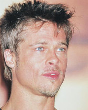 This is an image of 235135 Brad Pitt Photograph & Poster