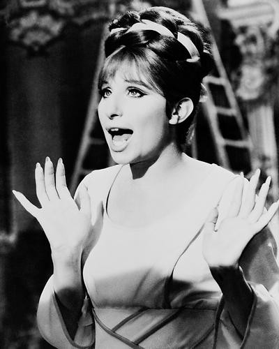 This is an image of 168235 Barbra Streisand Photograph & Poster
