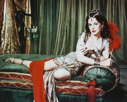 This is an image of 218374 Hedy Lamarr Photograph & Poster