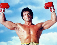 This is an image of 226778 Sylvester Stallone Photograph & Poster