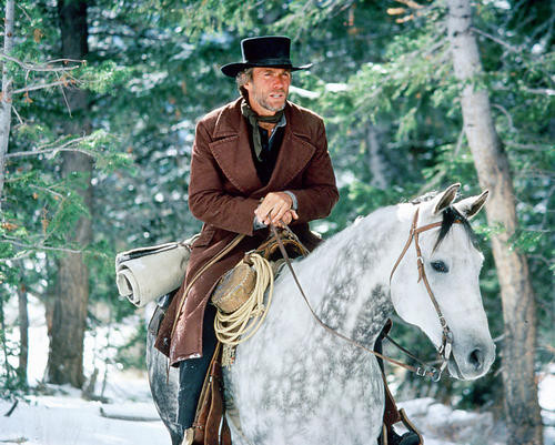 This is an image of 228334 Clint Eastwood Photograph & Poster