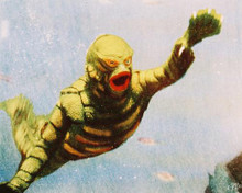 This is an image of 230030 The Creature from the Black Lagoon Photograph & Poster