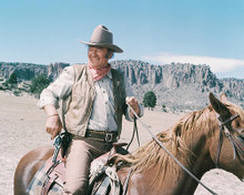 This is an image of 234407 John Wayne Photograph & Poster