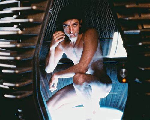 This is an image of 235489 Jeff Goldblum Photograph & Poster