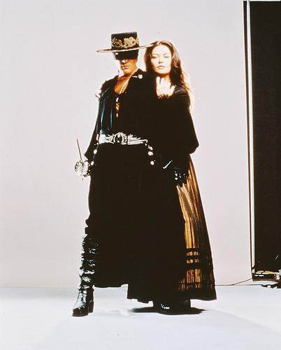 This is an image of 237465 Antonio Banderas & Catherine Zeta-Jones Photograph & Poster