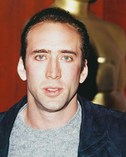 This is an image of 237491 Nicolas Cage Photograph & Poster