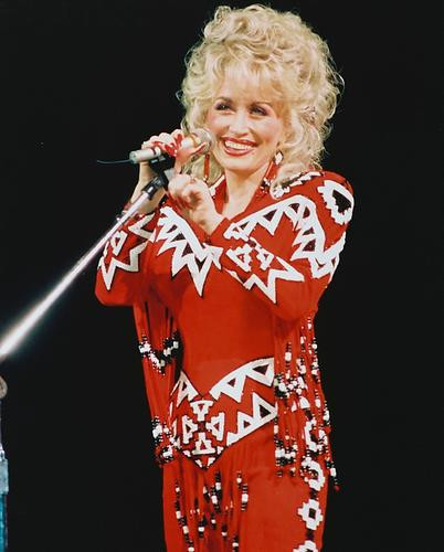 This is an image of 237683 Dolly Parton Photograph & Poster