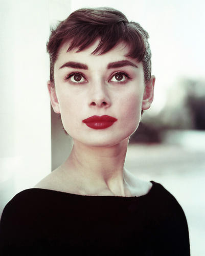 This is an image of 237996 Audrey Hepburn Photograph & Poster