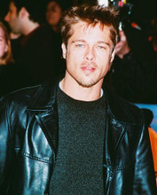 This is an image of 238523 Brad Pitt Photograph & Poster