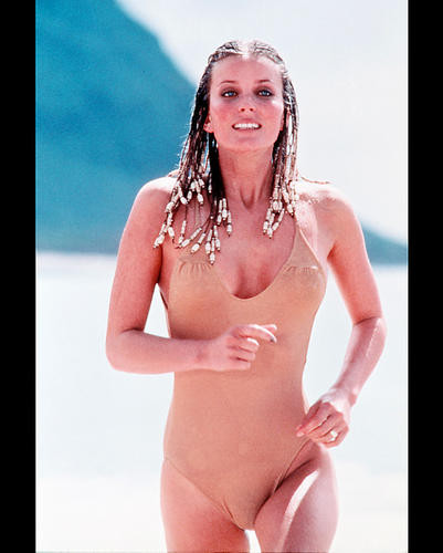 This is an image of 238776 Bo Derek Photograph & Poster