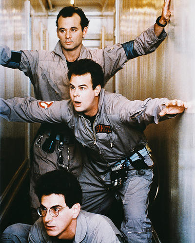 This is an image of 238809 Ghostbusters Photograph & Poster