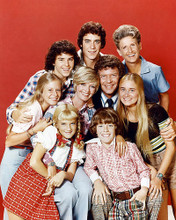 This is an image of 239545 The Brady Bunch Photograph & Poster