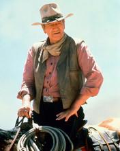 This is an image of 226808 John Wayne Photograph & Poster