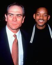 This is an image of 227094 Will Smith & Tommy Lee Jones Photograph & Poster
