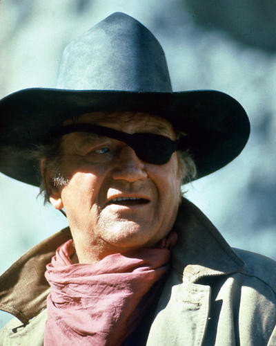 This is an image of 227137 John Wayne Photograph & Poster