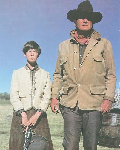 This is an image of 227573 John Wayne Photograph & Poster