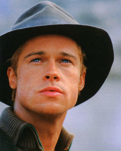 This is an image of 227981 Brad Pitt Photograph & Poster