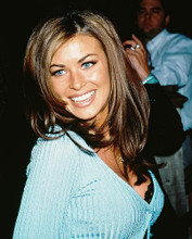 This is an image of 230068 Carmen Electra Photograph & Poster