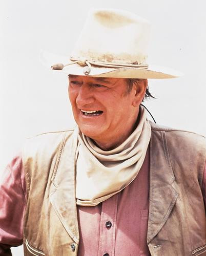 This is an image of 230257 John Wayne Photograph & Poster