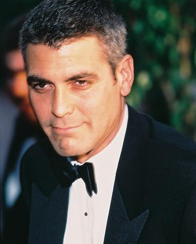This is an image of 231367 George Clooney Photograph & Poster