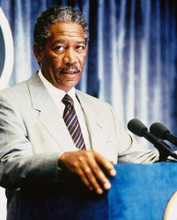 This is an image of 231858 Morgan Freeman Photograph & Poster