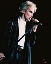 This is an image of 232213 Annie Lennox Photograph & Poster